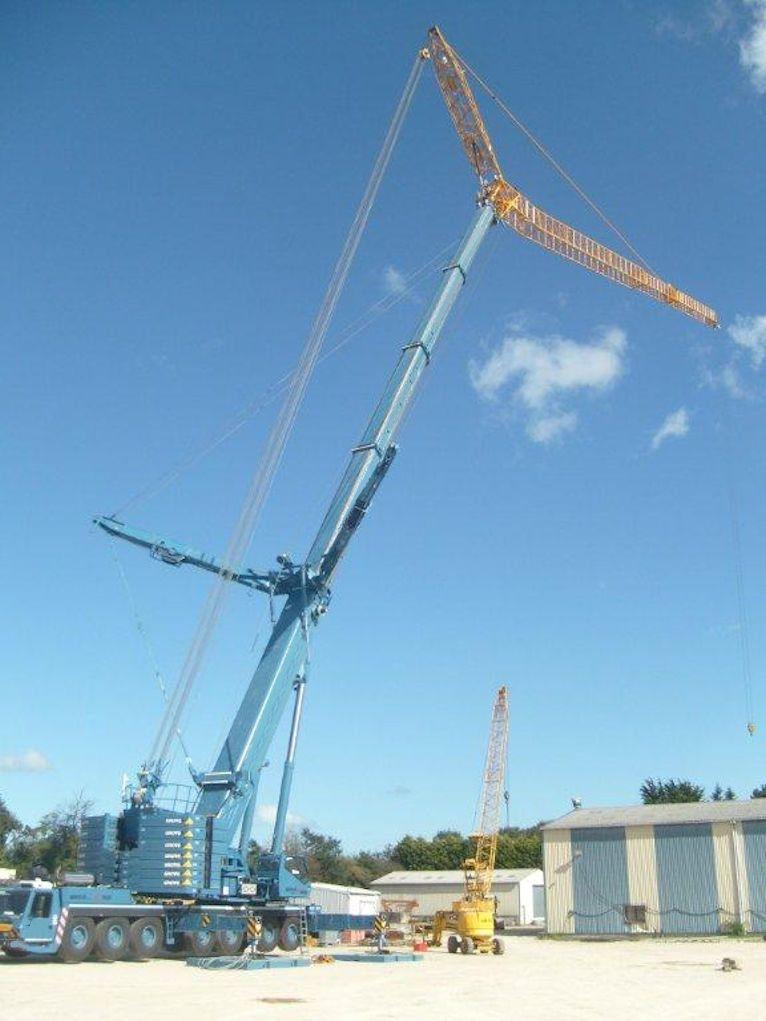 all terrain crane gmk-7450