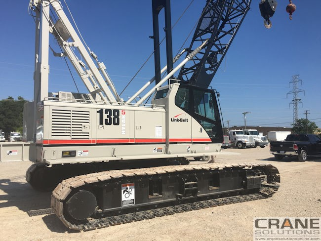 Crawler Cranes for Sale | North American Machinery